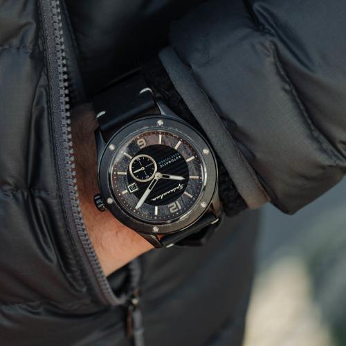 Spinnaker Sorrento Automatic Black Black (SP-5067-03)
