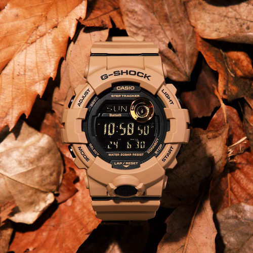 G-Shock GBD800UC G-Squad Connected Tan (GBD800UC-5)