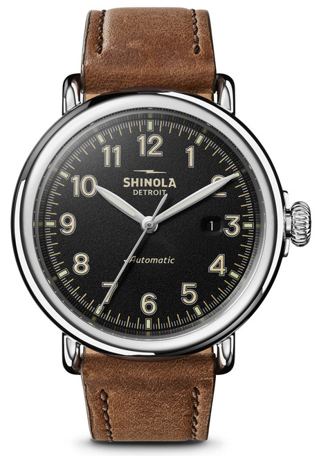 Shinola Runwell Automatic Black (S0120141490)
