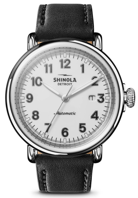 Shinola Runwell Automatic White (S0120141491)
