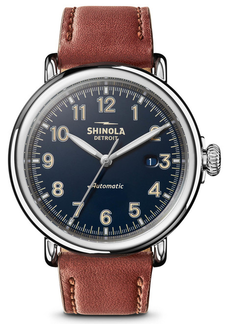Shinola Runwell Automatic Midnight (S0120141492)