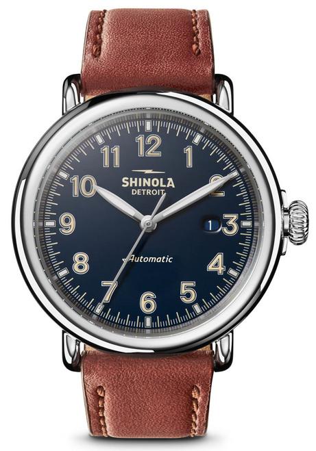 Shinola Runwell Automatic Midnight (S0120141492)