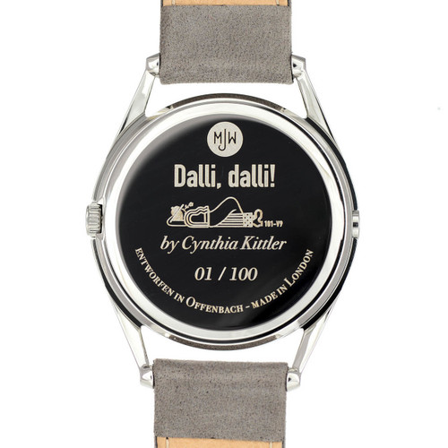 Mr. Jones Dalli Dalli (101-V9) caseback