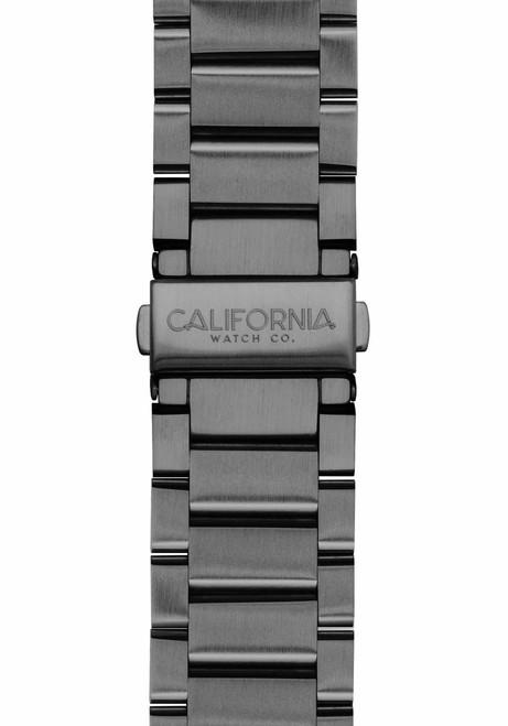 California Watch Co. 22mm Gunmetal Mojave Bracelet (CWC-MJV-22S-02B-2)