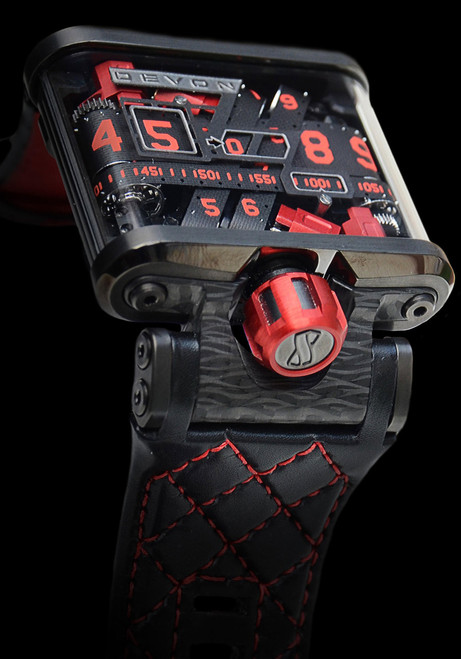 Devon Tread 1 Group 63 Limited Edition Watch thumbnail