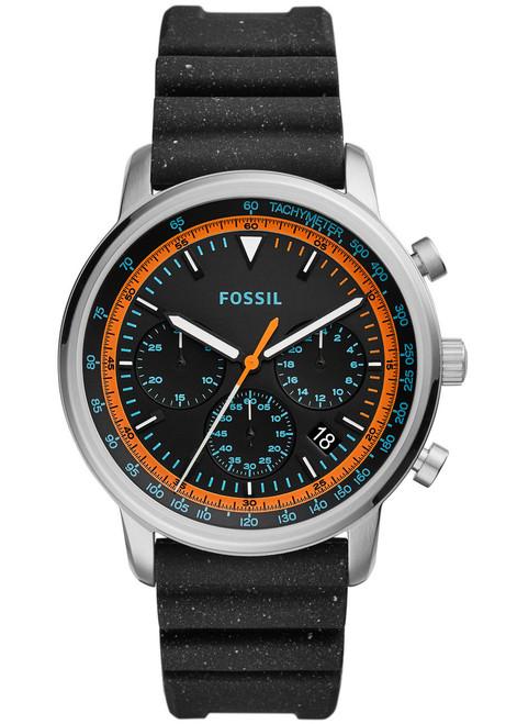Fossil FS5520 Goodwin Chrono Black Orange