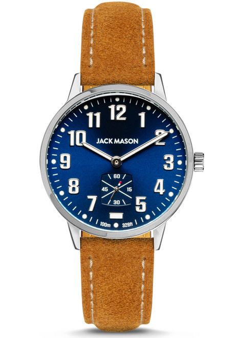 Jack Mason Field Blue Tan (JM-F401-018)