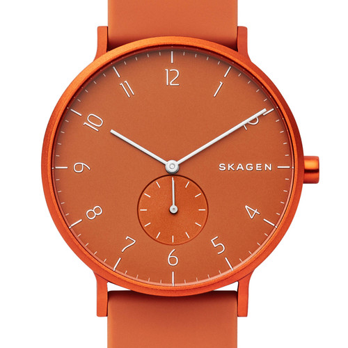 Skagen SKW6511 Aaren Kulor 41mm Orange (SKW6511)