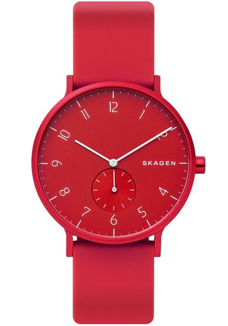 Skagen SKW6512 Aaren Kulor 41mm Red (SKW6512)
