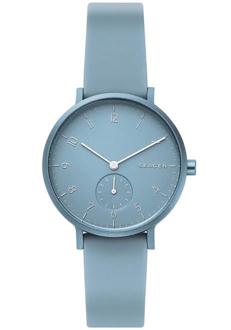 Skagen SKW2764 Aaren Kulor 36mm Light Blue (SKW2764)
