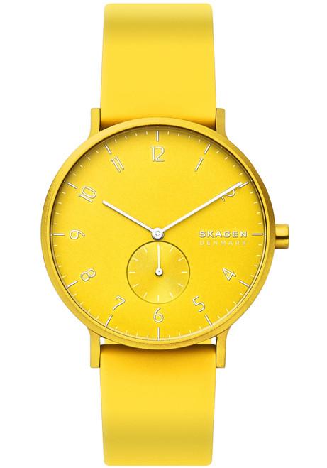 Skagen SKW6557 Aaren Kulor 41mm Yellow (SKW6557)