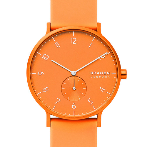 Skagen SKW6558 Aaren Kulor 41mm Neon Orange (SKW6558)