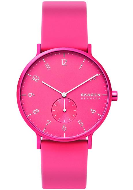 Skagen SKW6559 Aaren Kulor 41mm Neon Pink (SKW6559)