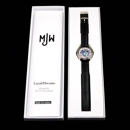 Mr. Jones Lucid Dreams Limited Edition Automatic (102-V9) box