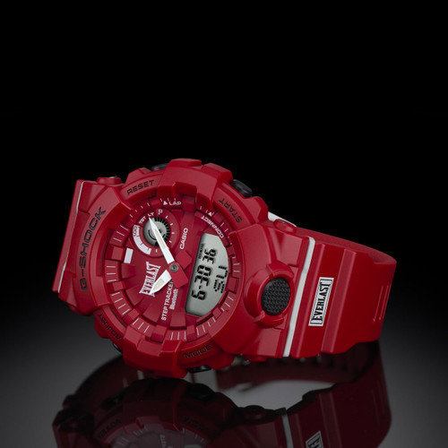 G-Shock GBA800 Everlast G-Squad Limited Edition Ana-Digi Red (GBA800EL-4A)