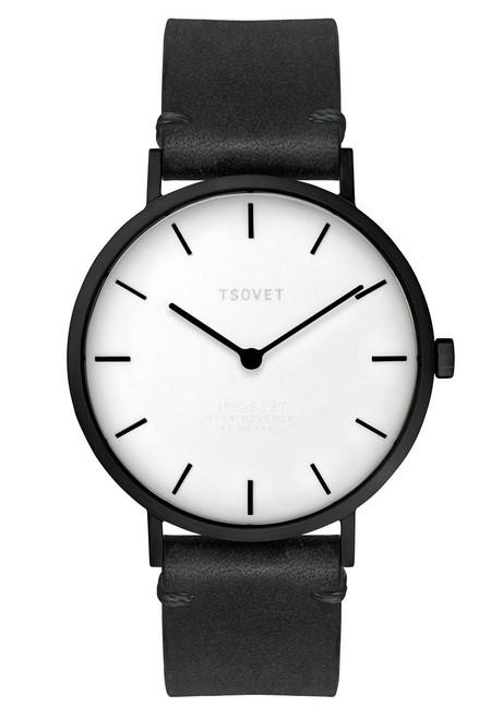 Tsovet SVT-SL37 Minimalist Slim Black White (SL331510-03)