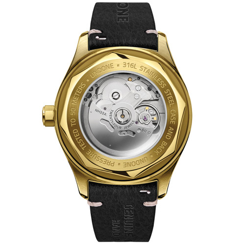 UNDONE Basecamp Automatic Gold (UND-BSCMP-GLD)