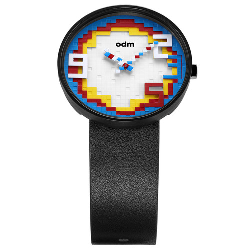 ODM Pixel Black Multi (DD166-03)