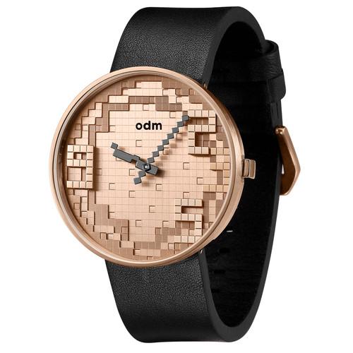 ODM Pixel Black Rose Gold (DD166-05)