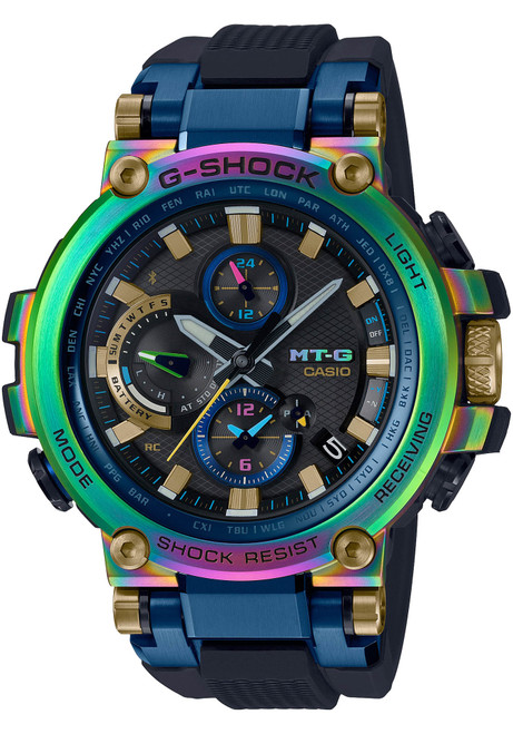 G-Shock MTG-B1000 Connected 20th Anniversary Limited Edition Rainbow (MTGB1000RB-2A)