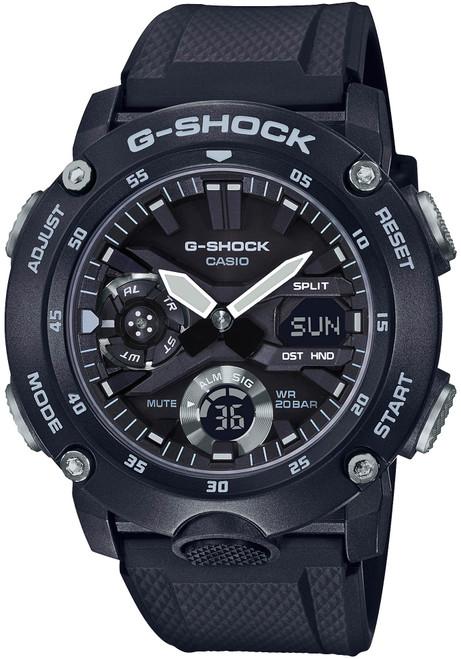 G-Shock GA2000S Next Gen Standard Black (GA2000S-1A)