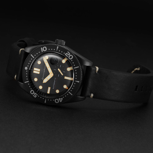 Spinnaker Croft Automatic Grey Black (SP-5058-07)