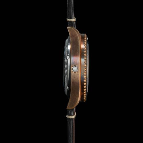 Spinnaker Tesei Swiss Automatic Black Dark Grey (SP-5060-04)