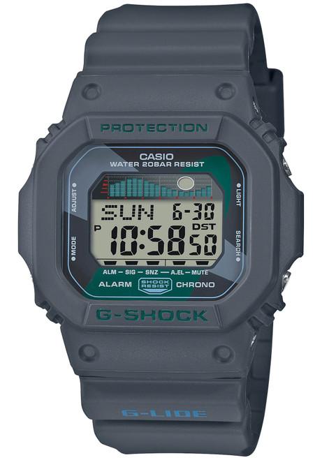 G-Shock GLX5600VH G-Lide Classic Digital Black Grey (GLX5600VH-1)