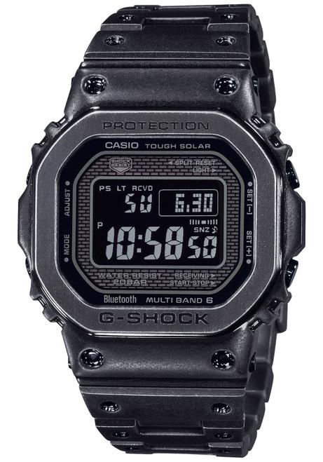 G-Shock GMWB5000 Full Metal Connected Solar Vintage Black IP (GMWB5000-V1)