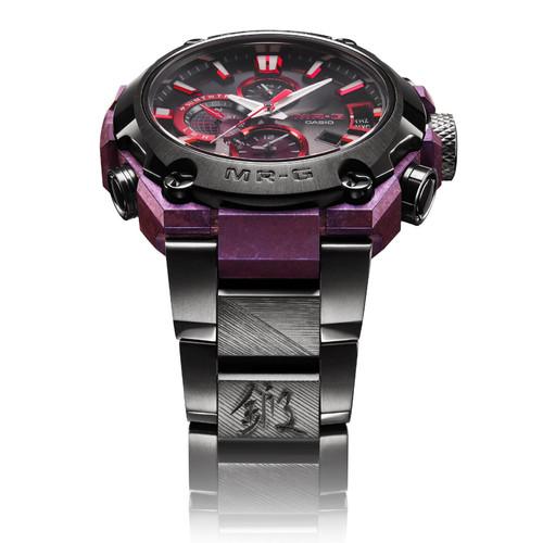 G-Shock MRG 2019 Basel Edition Gassan Collab Connected Purple Black (MRGG2000GA-1A)
