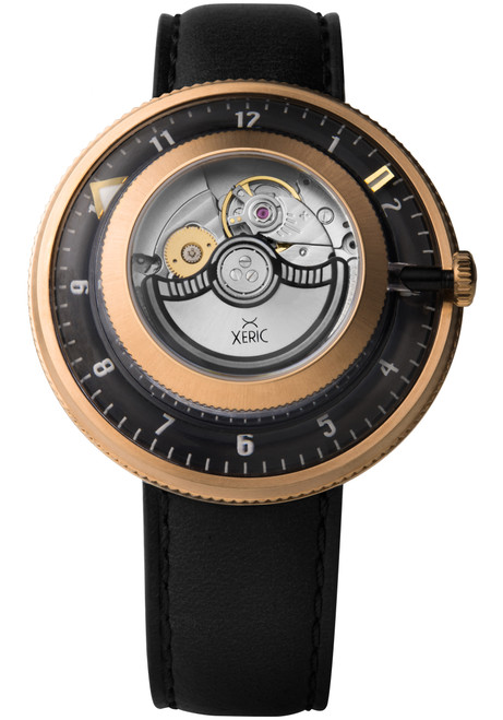 Xeric Invertor Automatic Rose Gold Limited Edition (IVR-4430-03L)
