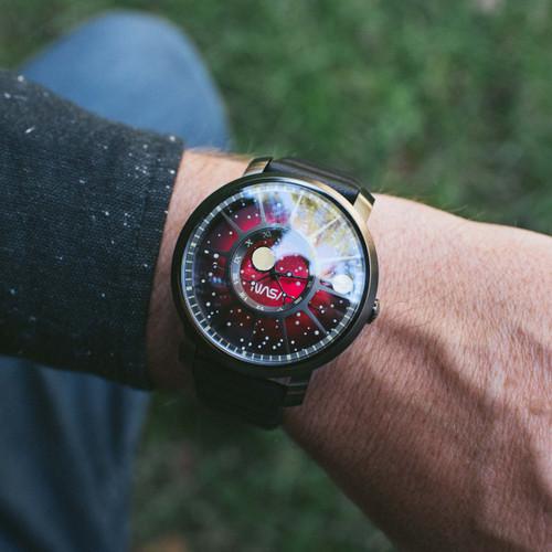 Xeric Trappist-1 NASA Edition Red Dwarf (TQN-2228-03L) wrist