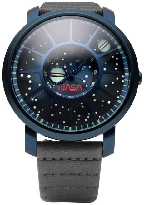 Xeric Trappist-1 Automatic NASA Edition Blue Supernova (TAN-7777-10L)