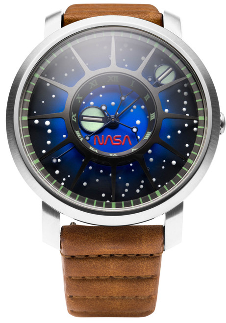 Xeric Trappist-1 Automatic NASA Edition I.S.S. (TAN-1127-12L)