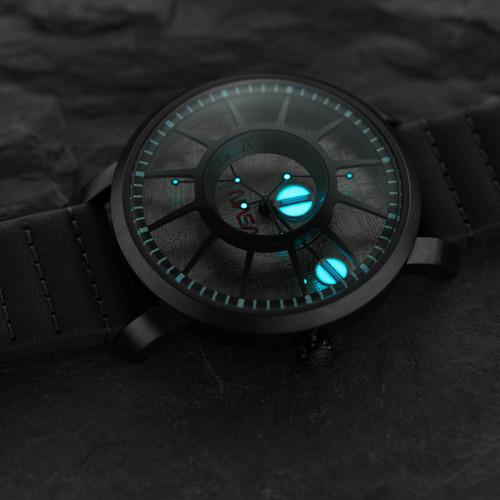 Xeric Trappist-1 Automatic NASA Edition Meteorite (TAN-2222-10L) lume