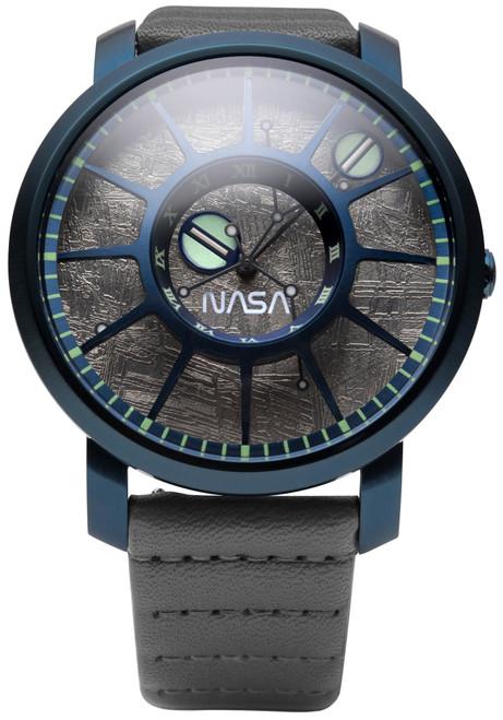 Xeric Trappist-1 Automatic NASA Edition Meteorite Blue Supernova (TAN-7772-10L)