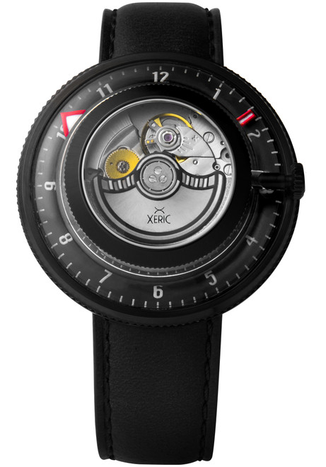 Xeric Invertor Automatic Black Red Limited Edition (IVR-3338-03L)