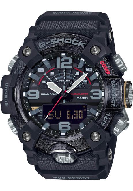 G-Shock GGB100 Mudmaster Connected Ana-Digi Black Grey (GGB100-1A)