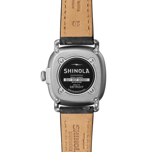 Shinola The Guardian 36mm Black (S0120161935)