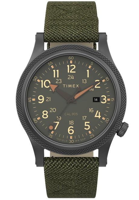 Timex Allied LT 40mm Gunmetal Green (TW2T76000)