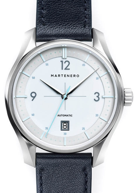 Martenero Kerrison Automatic Silver (KER002)