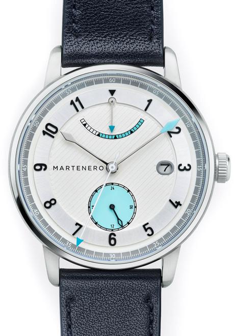 Martenero Edgemere Reserve Automatic Silver (EDGRES003)