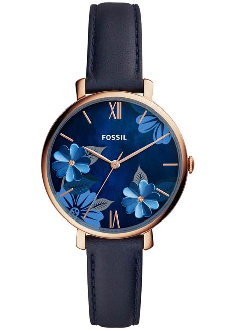 Fossil ES4673 Jacqueline Blue (ES4673)