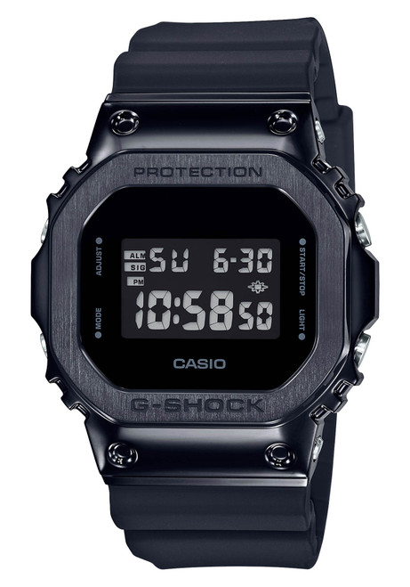 G-Shock GM5600B Classic Digital Black Charcoal (GM5600B-1)