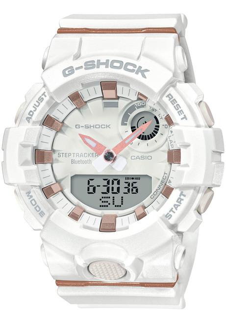 G-Shock GMAB800 S-Series Fitness Ana-Digi White (GMAB800-7A)