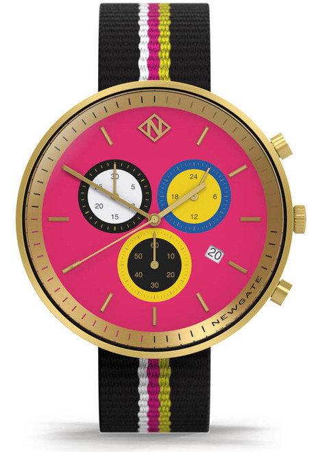 Newgate G6S Chronograph Kitty Pussy (WWG6SPUS)