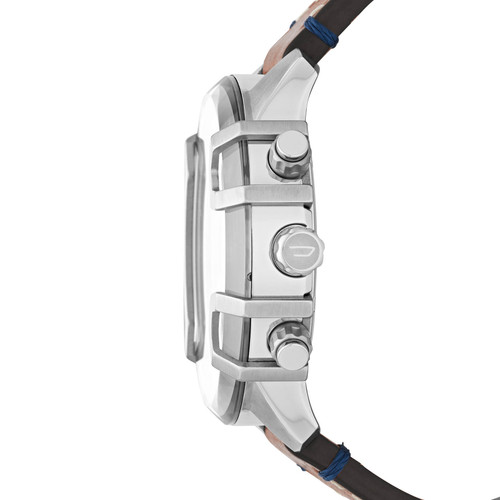 Diesel DZ4518 Griffed Chronograph Brown Blue (DZ4518)