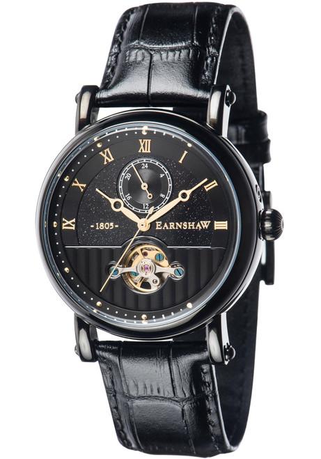 Thomas Earnshaw Maskelyne Celestial Automatic Black (ES-8114-02)