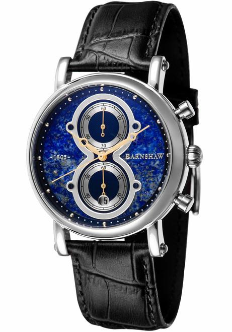 Thomas Earnshaw Maskelyne Chronograph Blue Black (ES-8115-01)