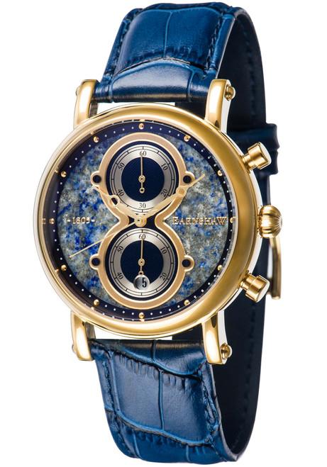 Thomas Earnshaw Maskelyne Chronograph Blue Gold (ES-8115-04)